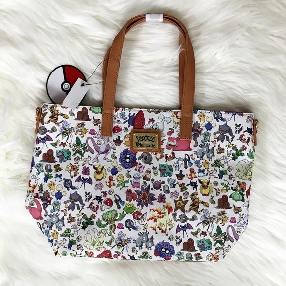 249aa76fe2fd Pokémon Party Crossbody Bag NWT NWT